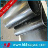 Do algodão Assured do centímetro cúbico da qualidade marca registrada conhecida de borracha 160-800n/mm de Huayue China do transporte de correia
