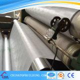 >100G/M2 0.07mm는 PVC에 의하여 박판으로 만들어진 석고 천장을%s PVC 필름을 돋을새김했다