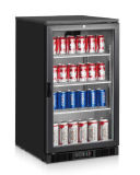 130L Free Standing Fridge Undercounter Bar Cooler mit Dynamic Cooling System