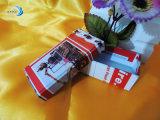 Caja decorativa del recuerdo del regalo del papel de la cartulina