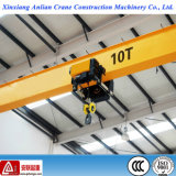 Grue européenne de câble métallique de commutateur de limite de conception de 10 tonnes