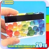 CMYKによって前刷りされるhico2705OE磁気会員忠誠のカード