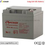 Batteria solare 12V230ah del gel con CE, IEC, certificati di iso