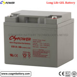 Solargel-Batterie 12V230ah mit CER, Iec, ISO-Bescheinigungen