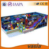 Спортивная площадка зрелищности крытая, оборудование спортивной площадки уникально детей конструкции крытое