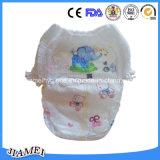 製造業者からの極度の柔らかく使い捨て可能な赤ん坊のおむつ
