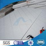 PVCによって薄板にされるギプスの天井のボード(中国の専門の製造業者)