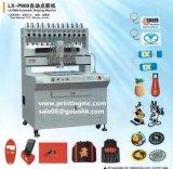 기계 (LX-P800)를 만드는 내열 PVC 유리제 프레임 홀더 조형