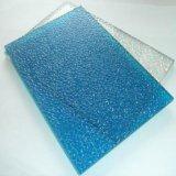Blaues Thailand-preiswertes Polycarbonat geprägtes Blatt