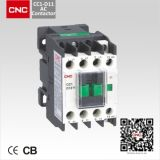 O contator da C.A. Cjx2 marca o contator elétrico