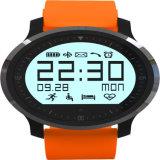 Gelbert F68 Waterproof o relógio esperto do pulso do esporte da saúde de Bluetooth