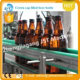 4000bph Automatic Glass Bottle Beer Filling Machinery