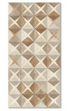 Azulejo barato de la pared del cuarto de baño del color blanco de la talla 300*600