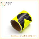 防水および冷た抵抗力があるPVC反射テープ