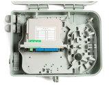 Коробка прекращения волокна сердечников уровня 16 предохранения IP-65 оптически, коробка распределения оптического волокна