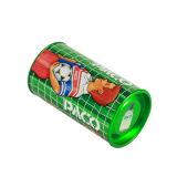 Runder Duftstoff-Zinn-Kasten für Sport-Mann-Duftstoff-Zinn-Kasten-Paket