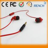 2016 Design bonitos -Ear em Earphone com Mic Lx-E024