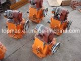 750L Diesel Concrete Mixer Mercado Exportação África