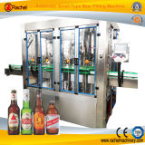 Tipo rotatorio automático máquina de rellenar de la cerveza
