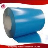 De Bouw van de Structuur van het staalDe AntiVinger PPGL/PPGI van de Rol van het Staal van Aluzinc