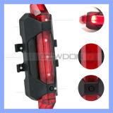 5 des LED-7 Endstück-Licht Modus-nachladbares Fahrrad-LED