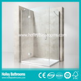 Hinger Door Ground Glass Single Door Vendendo Simple Steam Shower Room (SE715M)