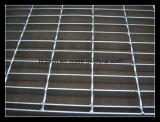 grata d'acciaio standard nera non trattata di 1m*6m