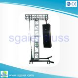 6m Speaker Truss met Loading Capacity 500kgs voor Line Array
