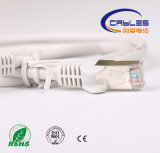 La cadena de cable UTP Cat 5e Patch Cord Cable Proveedor