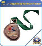 Zoll Sports Metallmedaille mit Farbband-Halter