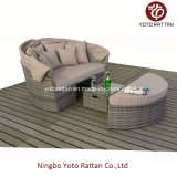 Напольное Rattan Big Daybed в Brushed Grey (1405)