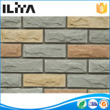 Mattone artificiale coltivato del rivestimento della parete di pietra, materiale della decorazione, Solid Superficie (YLD-13007)