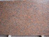Granito cinese poco costoso per le mattonelle di pavimento/rivestimento della parete (colore rosso dell'acero G562)