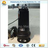 Pompe de jet d'eau submersible de Sweage de baril d'acier inoxydable