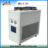 refrigerador de água de refrigeração ar do rolo 2ton para o sistema refrigerando de água