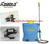16L spruzzatore chimico a pile, spruzzatore di salto della batteria dell'HDPE