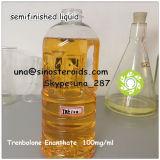 완성되는 스테로이드는 근육 이익을%s 포물선 Trenbolone Enanthate를 기름을 바른다