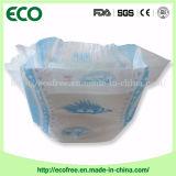 Tecidos descartáveis do bebê da venda quente elevada confortável da absorção