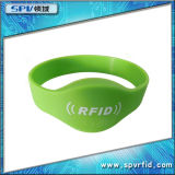 Swimming Pool를 위한 13.56MHz Silicone Nfc Armlet