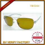 Óculos de sol de Metal da forma com Polarised Lens (FM15244)