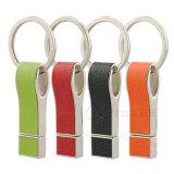 새로운 호각 모양 가죽 USB 기억 장치 지팡이 섬광 드라이브 (YT-5119)