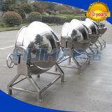 Chaleira Jacketed do aço inoxidável de aquecimento de vapor (50-1000L)