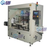 캡핑 Labeling를 가진 자동적인 4 분사구 Glass 또는 Floor Cleaner Filling Machine