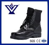 يشبع جلد منافس من الوزن الخفيف [كمبت بووت] عسكريّ في أسود ([سسغ-292])