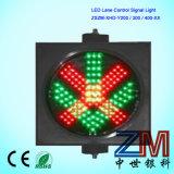 Luz de indicador electrónica de la señal de control del carril de tráfico del LED/del carril de tráfico