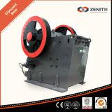 Alta trituradora de quijada confiable de la venta caliente para el mineral con 50-450tph