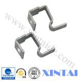 Metal de hoja revestida del polvo de la alta precisión ISO9001 que estampa piezas