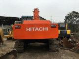excavador hidráulico usado de la correa eslabonada de Hitachi Ex200-1 de la Original-Amarillo-Capa de la retroexcavadora 20ton/0.5~1.0cbm 2000~2009