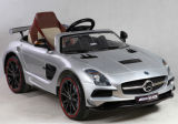 Езда лицензированная Benz на автомобиле с кожаный местом и картиной