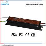 alimentazione elettrica costante dell'interno della corrente LED di 80W 1.4A 28~57V
